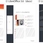 やれるのか?おい!LibreOffice 3.6
